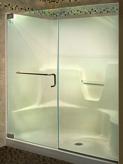 Fiberglass Shower Bathroom Remodels Pinterest Shower