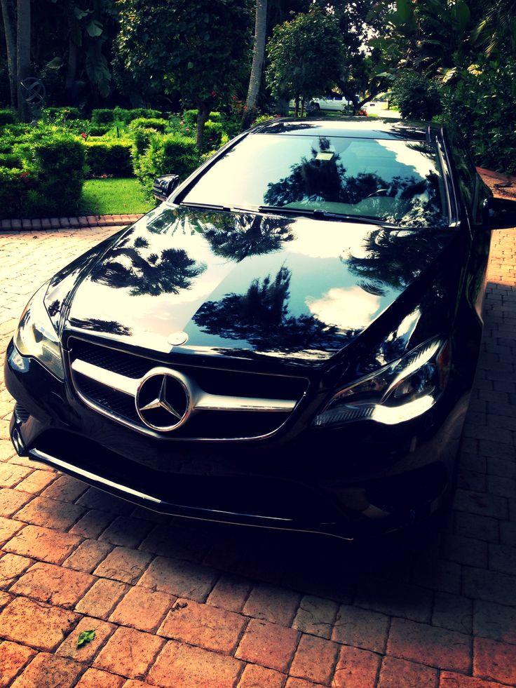 My 2014 Mercedes Benz E350 Coupe <3