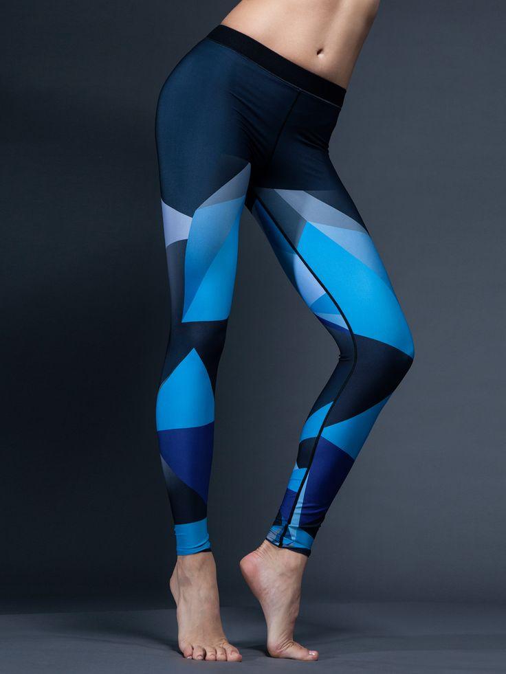 Ultra ELITE FACET PRINT Legging - Instagram Style - TRENDS