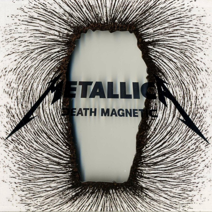 25 Best Ideas About Metallica Death Magnetic On Pinterest