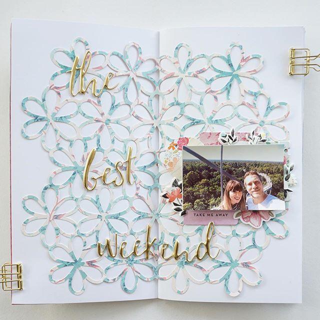 Daytrip to Beelitz! #travelersnotebook #midoritravelersnotebook #midori #scrap #scrapbooking #silhouette #cutfile #paigetaylorevans #cratepaper #maggieholmescarousel #cratepaperoasis #hazelwood #onecanoetwo #flowers #pinkpaislee #onmydesk #papercraft #crafty #creativity #makeprettythings #weekend #paperlover #notebook #journal #gold #hpsprocket #scrapbookwerkstatt