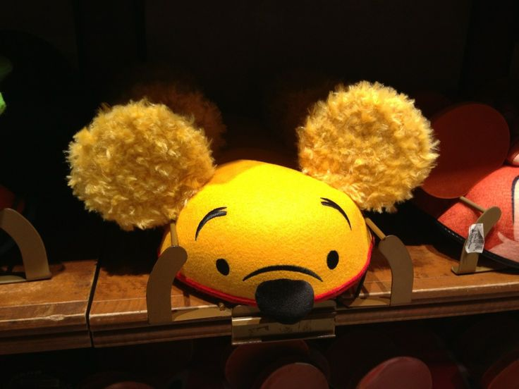 Magic Kingdom Merchandise: Disney Fashion & Frozen Merchandise! | DisneyLifestylers Winnie the Pooh mouse ears