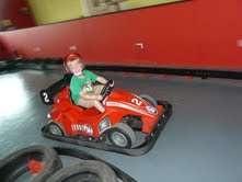 Zoom Zoom at Kidz Kingdom go-karting!    http://www.mycarrick.ie/family-breaks/whats-on/95/Kidz-Kingdom-%26-Bowling