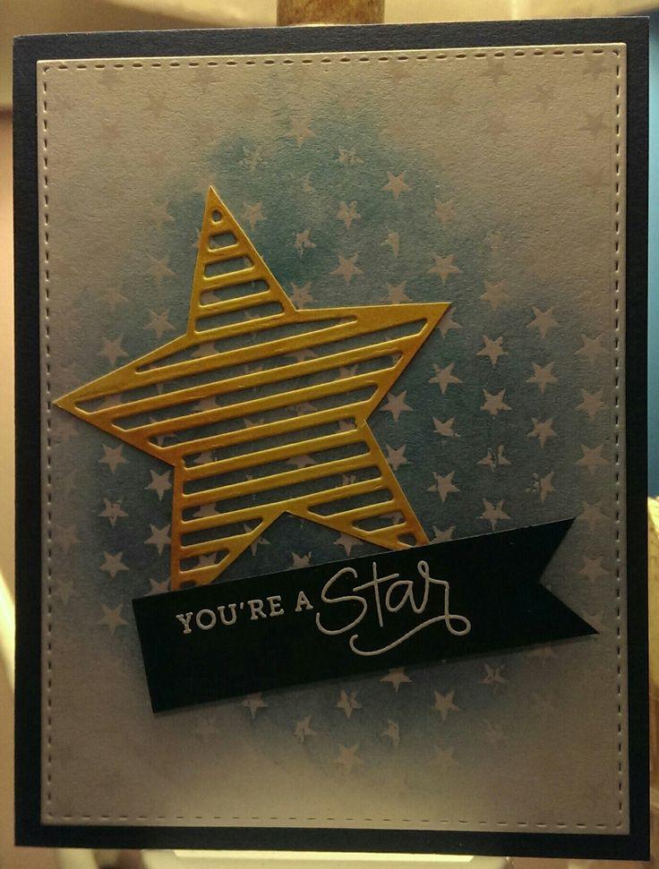 Simon Says stamp You're a Star