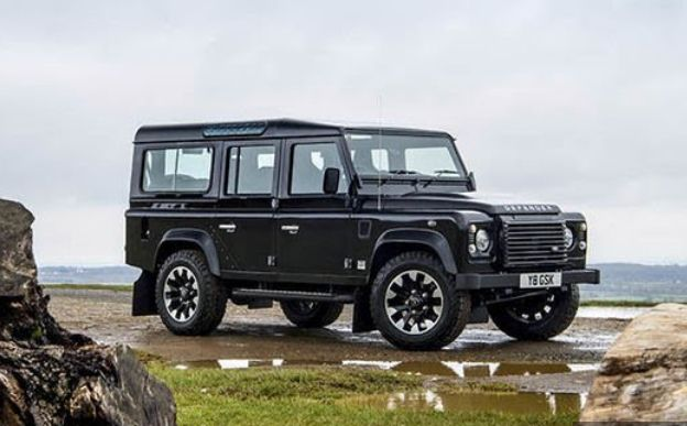 New Land Rover Defender Works V8 2018 Drooooool If Only