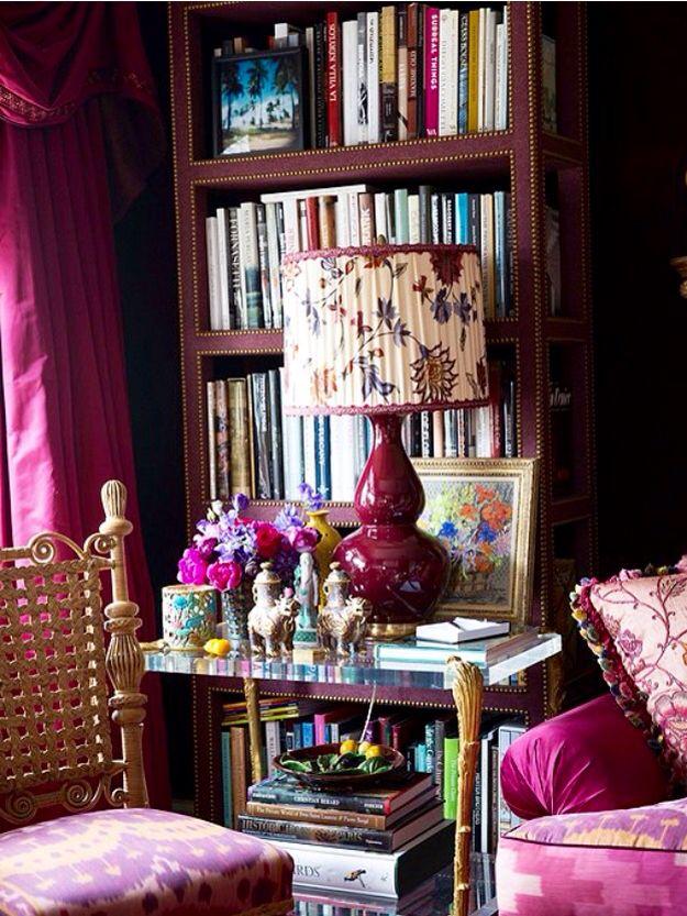 Alex Papachristidis NYC apartment.
