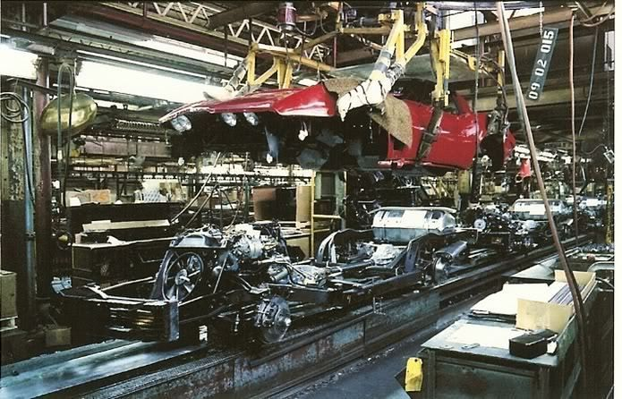 1190 Best Automotive Assembly Plants Images On Pinterest