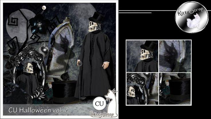 CU halloween vol.7 by KittyScrap