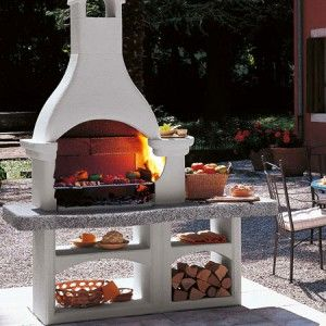 Barbecue by Palazzetti