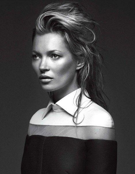 Kate Moss - supermodel