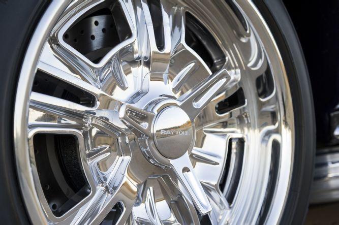 Chevy Corvette Wheel