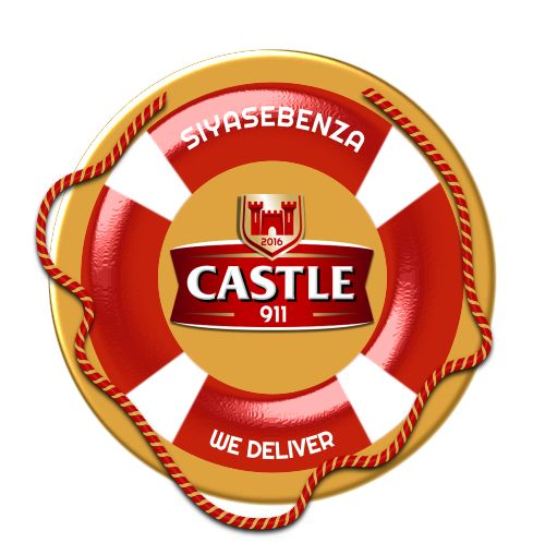 Logo Design for Castle Lager