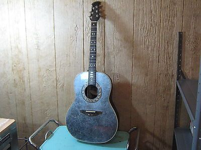 Ovation Guitar Custom Balladeer, 6 String, Right Handed, Acoustic Electric - http://musical-instruments.goshoppins.com/guitars/ovation-guitar-custom-balladeer-6-string-right-handed-acoustic-electric/