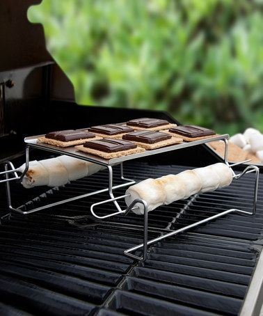 S'mores Grilling Set - how fun!