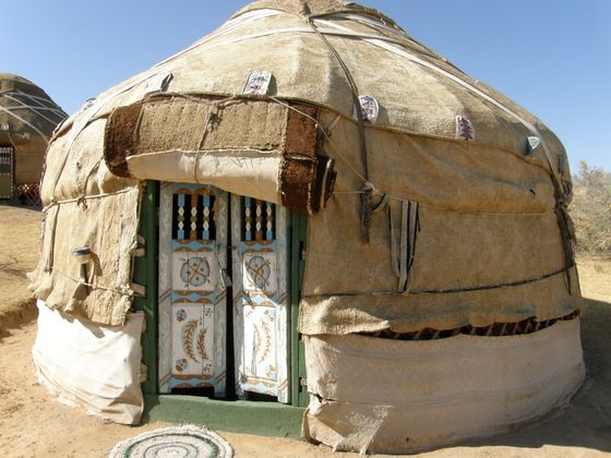 Uzbekistan -  Yurta - di frasca giuseppe