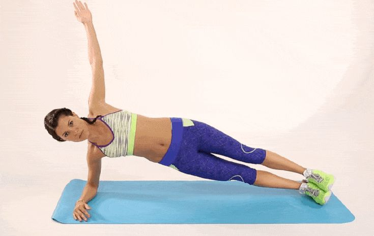 Bed Workout - 10 Exercises You Can Do Without Getting Out of Bed