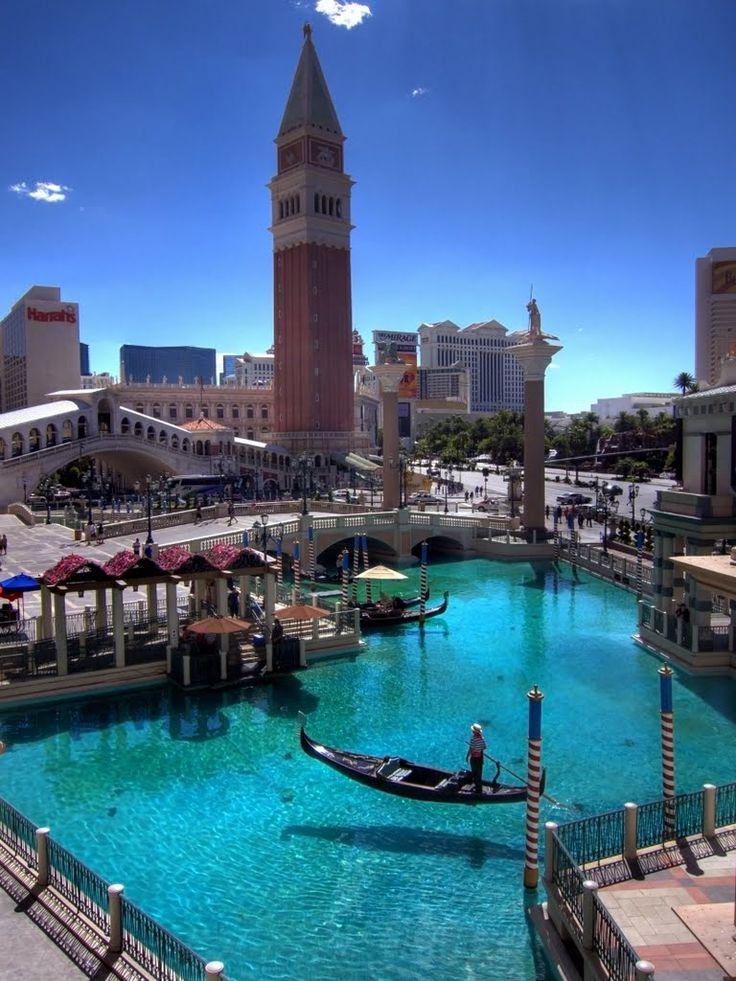 Hotel Venecia in Las Vegas Strip, NV, USA
