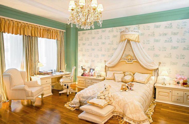 50 идей стиля ампир в интерьере: изысканность и королевская роскошь http://happymodern.ru/ampir-v-interere/ Современная детская комната оформленная в стиле ампир