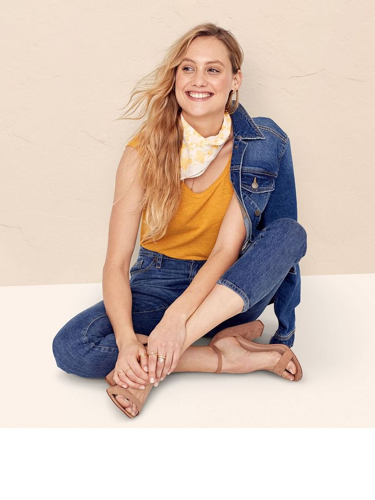 The denim collection that's true to you, found only at Target. Free shipping on orders $35+.