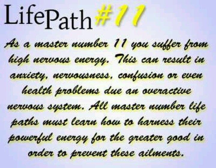 My life path # 11