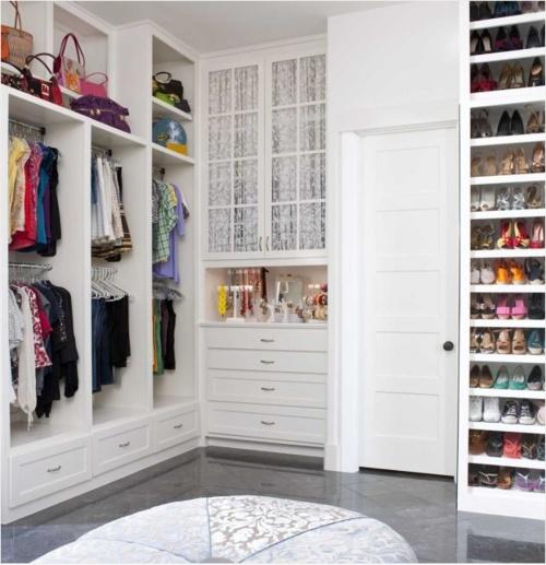 20 Amazing Closet Design Ideas