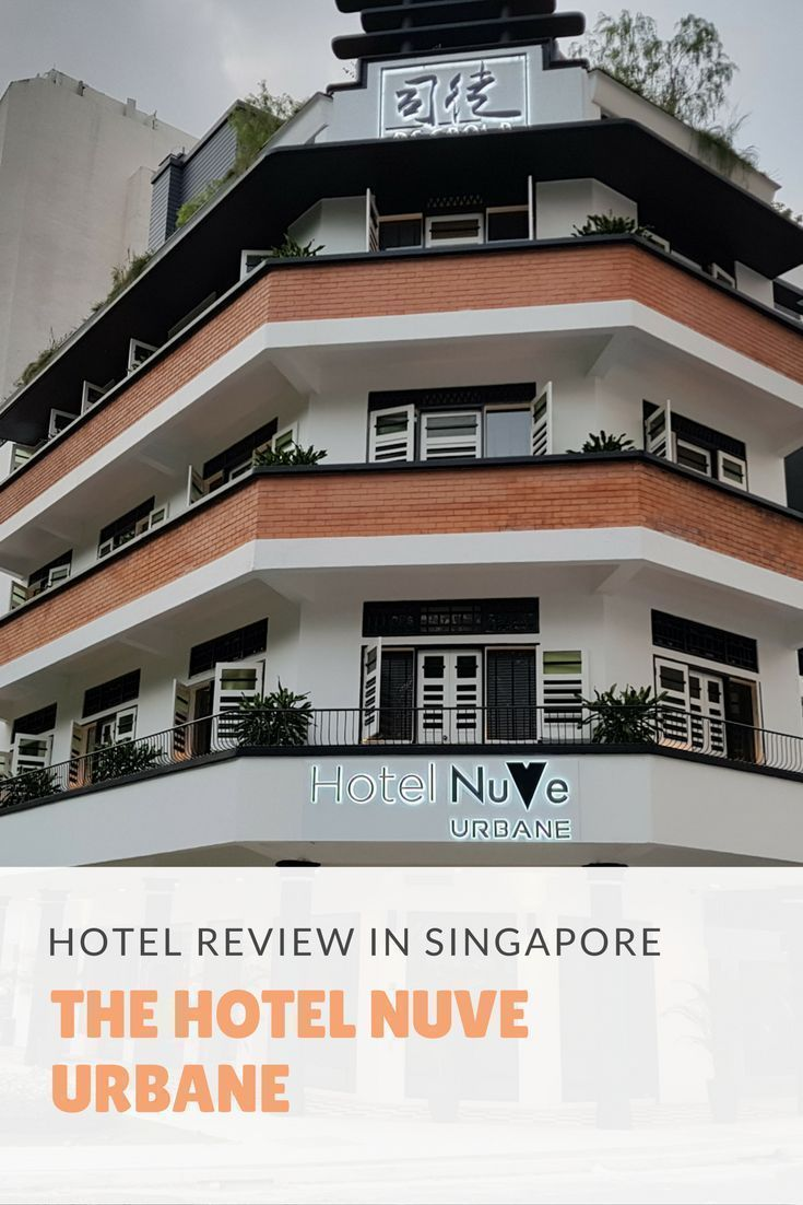 The Hotel Nuve Urbane Is Budget That Every Traveller Seeks When Heading To Downtown