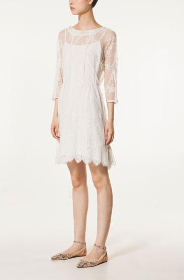 Massimo Dutti - Crossover Dress