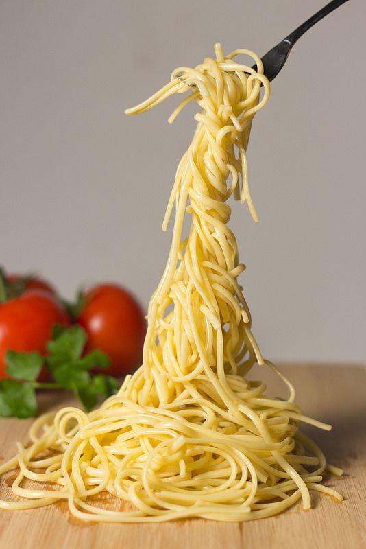 Pasta Twirl of no return