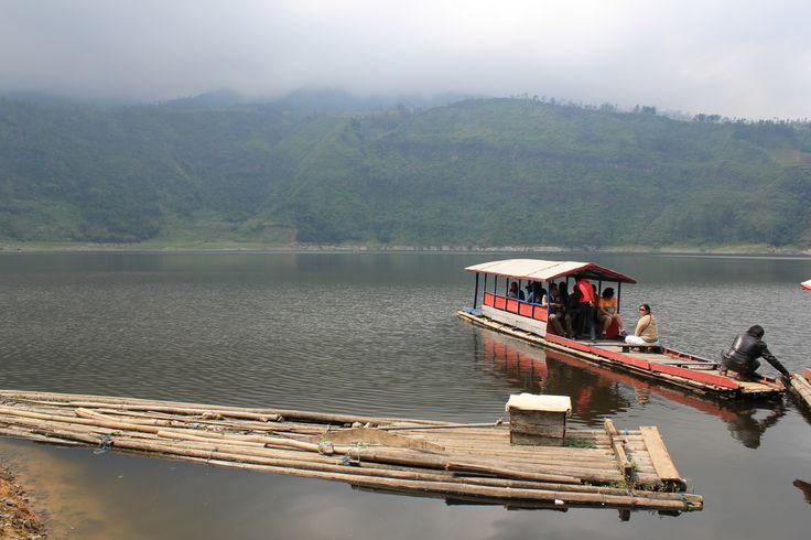 Menjer Lake - Dieng, Wonosobo, Indonesia