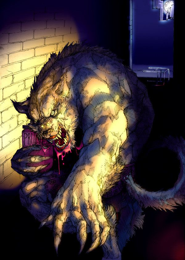 the werewolf in lore and legend pdf