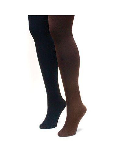 f66f559e11dc0 Women's Fleece Lined 2-Pair Pack Tights#Lined, #Fleece, #Women ...