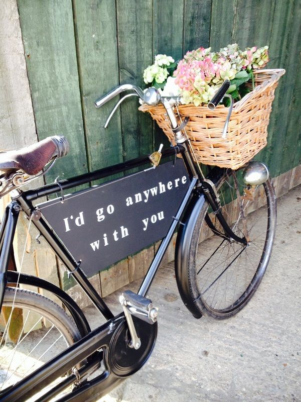Vintage bike hire: