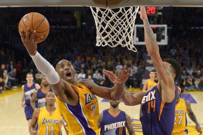 LA Lakers Rumors, News: Kobe Bryant, Rajon Rondo, Jeremy Lin Latest