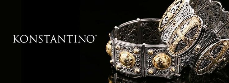 Two full days of luxury await you at this fantastic trunk show. Come revel in the beauty of Konstantino jewels May 16th & 17th at Sissy's Log Cabin, 1825 N Grant St, Little Rock, Arkansas
