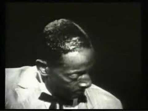 """Mississippi Fred McDowell - """"John Henry"""" - A real treat for the blues buffs out there. Sure wish there was more video of this guy out there, especially something acoustic, but even on an electric Fred is something else"""
