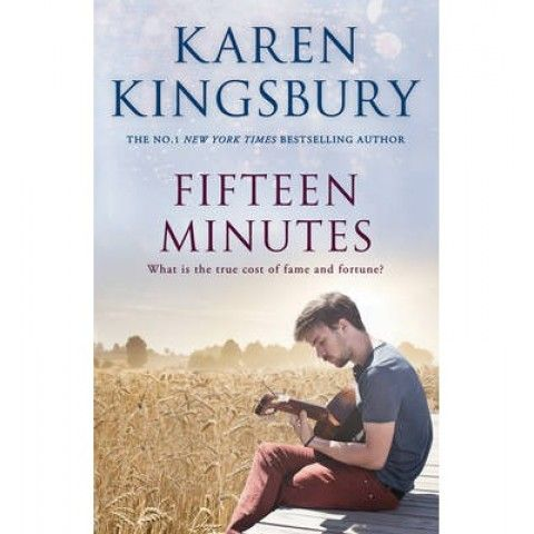 Fifteen Minutes (Paperback). From #1 New York Times bestselling author Karen Kingsbury comes a dramatic story about fame, true love, and the cost of having it all. Available @ CUM Books.