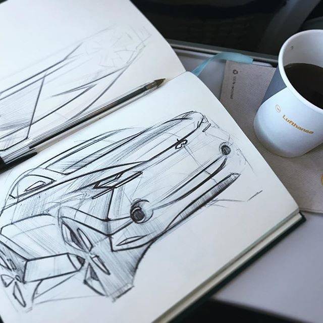 On the way.. #transportation #transportationdesign #cardesign #carsketch #cardesignsketch #automotive #instasketch #instagood #automotivedesign #sketch #sketchbook #freesketch #pensketch #infiniti #offroad #rally #suv #concept #sketching #doodle #ontheway #freetime #design #carsketches