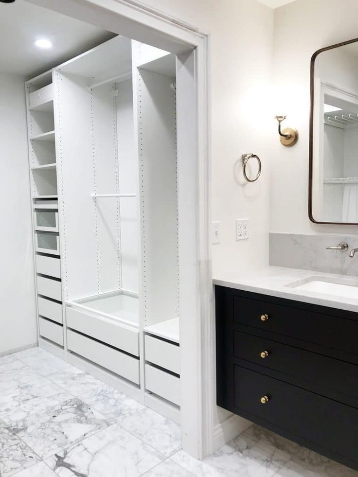 Installing Our Ikea Pax Wardrobes Plus