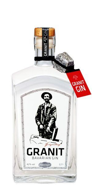 Granit Bavarian Gin, Penniger - Flaviar