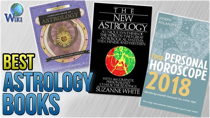 10 Best Astrology Books 2018