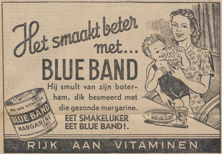 Blue Band 1950