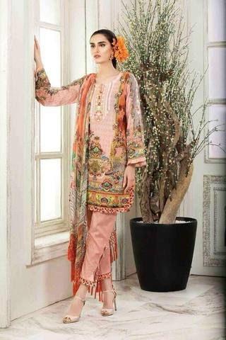 d7182c7600 Sadia Noor Lawn Suit, Ladies Suits Online, Replica Designer Dresses ...