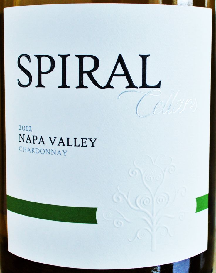 Spiral Cellars Napa Valley Chardonnay | Trader Joe's Wine | Top White Wines Under $10 | Reviewed by @TheFermtdFruit