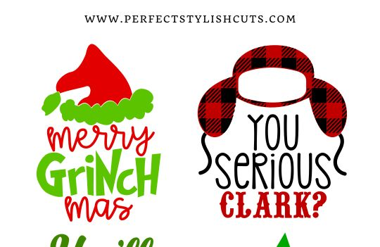 Download Free Merry Christmas Old Red Truck SVG File | Christmas ...