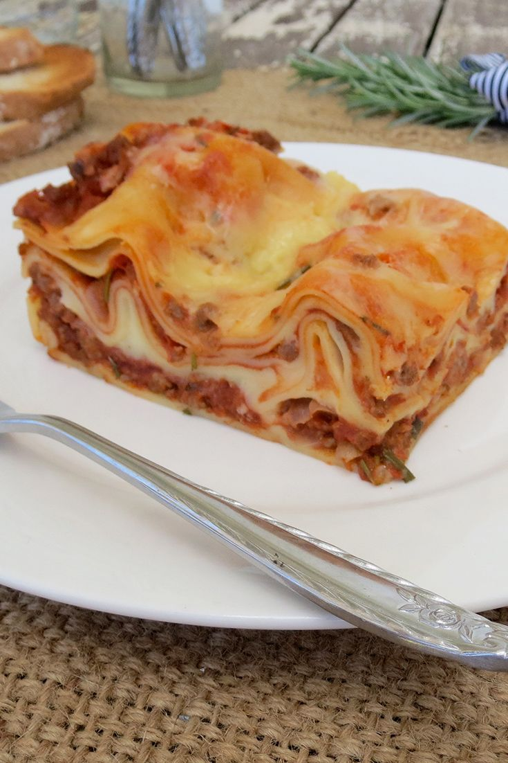 5 stars. 68 reviews. Louise's Lasagne by Keeleygrace might be better than yours!