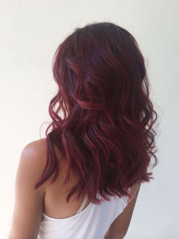 Incredible 1000 Ideas About Medium Red Hair On Pinterest Hair 2016 Hair Short Hairstyles Gunalazisus