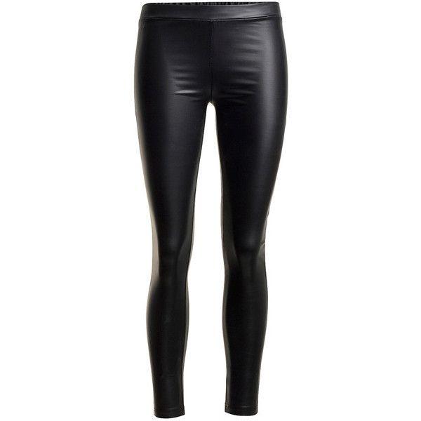 Leggings Svart 199 kr ❤ liked on Polyvore featuring pants, leggings, bottoms, calças, jeans and legging pants