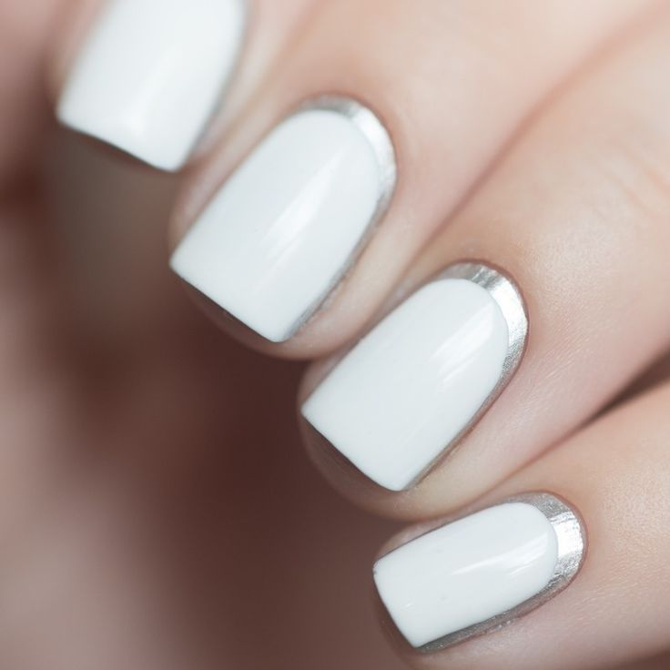 Nailpolis Museum of Nail Art | Chrome Ruffian macro by Treviginti