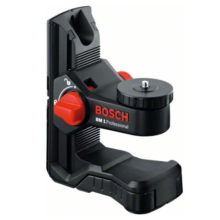 [BOSCH] BM-1 Professional Wall Mount for GLL250 / GLL280 / BL2 Cross Line Level