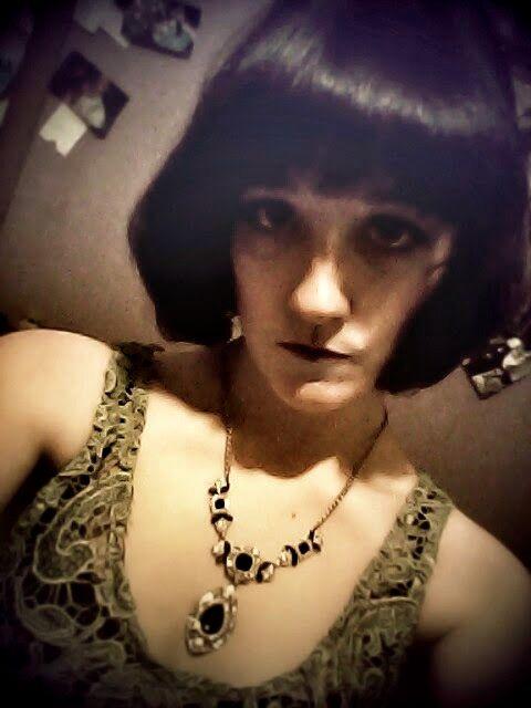 Jen Jermane. Vintage jewellery, Necklace!